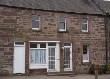 Thumbnail 3 bed terraced house for sale in Drummond Street, Muthill