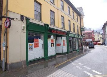 Thumbnail Retail premises to let in 25A/25B High Street, Brecon