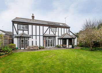 Thumbnail 3 bed detached house for sale in Blacksmiths Lane, Laleham, Staines-Upon-Thames