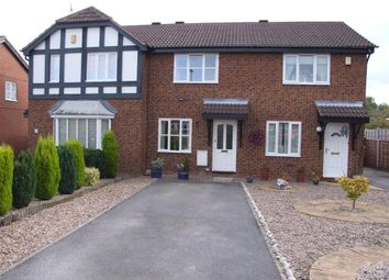 Thumbnail 2 bed terraced house to rent in Pinders Green Walk, Methley, Leeds