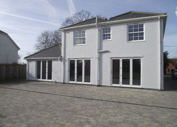 Thumbnail 4 bed detached house to rent in Waterside Road, Bradwell-On-Sea, Southminster