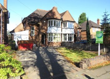 Thumbnail 3 bed semi-detached house to rent in Water Orton Road, Castle Bromwich, Birmingham