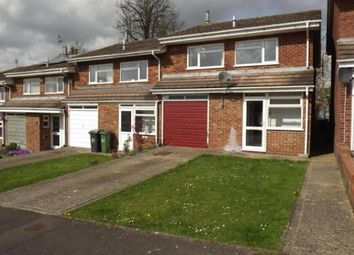 Thumbnail 3 bed semi-detached house to rent in Frescade Crescent, Basingstoke