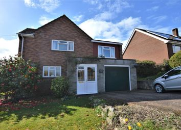 Thumbnail 3 bed detached house for sale in Okefield Avenue, Crediton, Devon