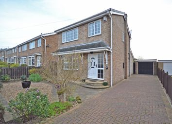 Thumbnail 3 bed detached house for sale in Wheatroyd Crescent, Ossett