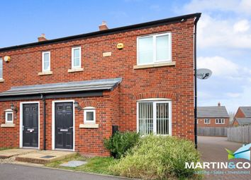 Thumbnail 3 bed end terrace house for sale in Brook Way, Edgbaston