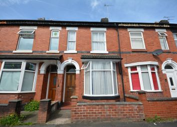 Thumbnail 2 bedroom terraced house for sale in Walthall Street, Crewe