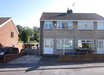 Thumbnail 3 bed semi-detached house to rent in Crane Moor, New Bailey, Thurgoland