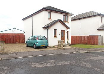 Thumbnail 3 bed detached house to rent in Corbie Woods, Dundee