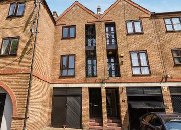 Thumbnail 3 bed terraced house for sale in Brunswick Quay, Surrey Quays, London