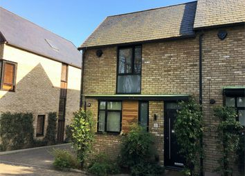 Thumbnail 2 bed end terrace house to rent in Keats Court, Chilbolton Avenue, Winchester, Hampshire