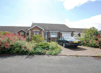 Thumbnail 2 bed bungalow for sale in Blagdon Drive, Blyth