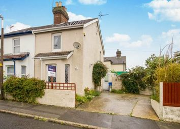 Thumbnail 2 bedroom semi-detached house for sale in Victoria Crescent, Parkstone, Poole