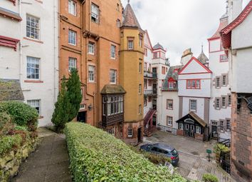 Thumbnail 3 bed maisonette for sale in Ramsay Garden, Old Town, Edinburgh