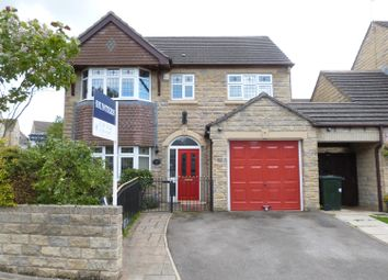 Thumbnail 4 bed detached house for sale in Nightingale Walk, Gilstead, Bingley
