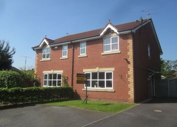 Thumbnail 3 bed semi-detached house for sale in Langley Drive, Crewe
