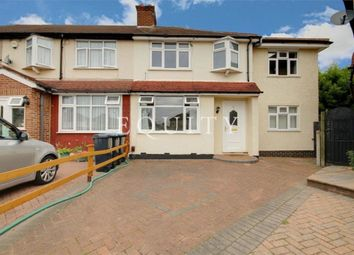 Thumbnail 6 bed end terrace house for sale in Addis Close, Enfield