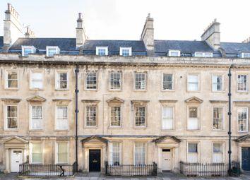 Thumbnail 1 bed flat for sale in Bladud Buildings, Bath