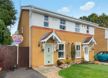 2 bed semi-detached house for sale in Tarn Close, Farnborough, Hampshire GU14