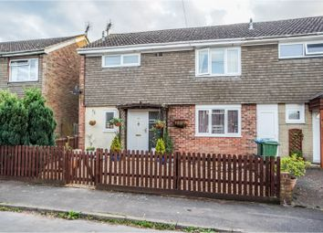 Thumbnail 3 bed semi-detached house for sale in The Rise, Gawcott