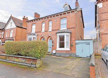 Cambridge Road, Moseley, Birmingham B13. 5 bed semi-detached house for sale