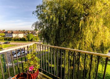 Thumbnail 1 bed flat for sale in St Catherines Close, Raynes Park