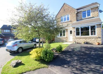 Thumbnail 4 bed detached house for sale in Riverside Walk, Helmshore, Rossendale