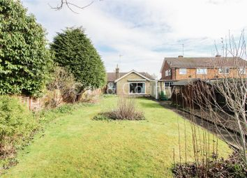 Thumbnail 2 bed semi-detached bungalow for sale in Berkeley Road, Netherton, Peterborough