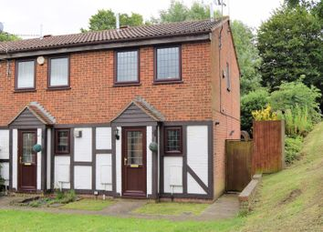 Thumbnail 2 bed end terrace house for sale in Goose Close, Chatham