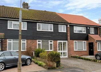 Thumbnail 3 bed terraced house for sale in Harrison Drive, North Weald, Epping