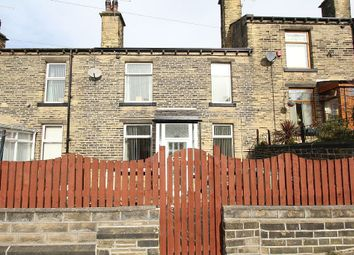 Thumbnail 2 bed terraced house for sale in Siddal Grove, Halifax, West Yorkshire