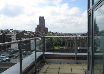 Thumbnail 3 bed flat to rent in City Gate, 9 Oldham Street, Liverpool