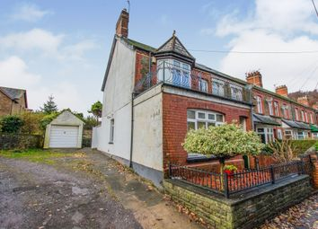 Thumbnail 3 bed end terrace house for sale in Gelynis Terrace, Morganstown, Cardiff