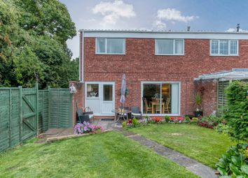 Thumbnail 3 bed end terrace house for sale in Sutton Close, Winyates West, Redditch