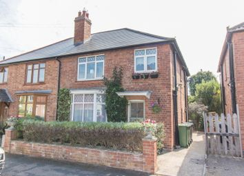 Thumbnail 3 bed semi-detached house for sale in Hampden Way, Bilton, Rugby