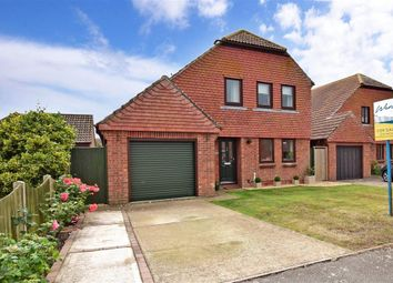 Thumbnail 4 bed detached house for sale in Broadlands Avenue, New Romney, Kent