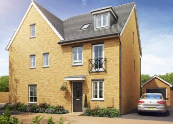 "Thumbnail 4 bed end terrace house for sale in ""Rochester"" at Square Leaze, Patchway, Bristol"