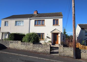 Thumbnail 3 bed semi-detached house for sale in Maesderwenydd, Pencader