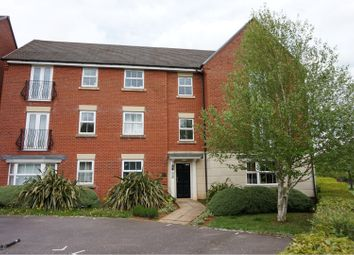 Thumbnail 2 bed flat for sale in Linnet Court, Oakham