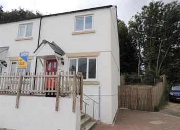 Thumbnail 2 bed end terrace house for sale in Polharmon Close, Par