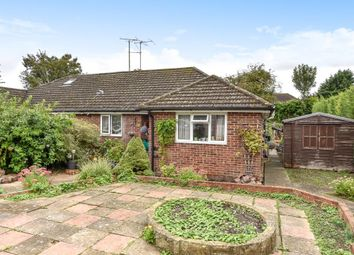 Thumbnail 2 bed bungalow for sale in Orchard Close, Newbury