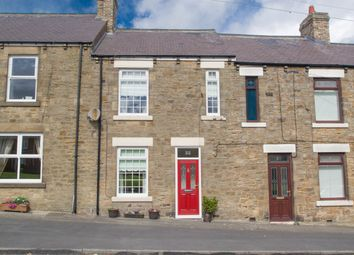 Thumbnail 2 bed terraced house for sale in Fines Road, Consett