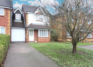 Thumbnail 3 bed end terrace house for sale in Bronte Close, Rugby