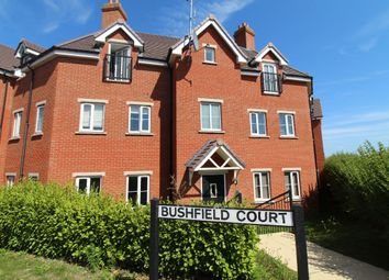 Thumbnail 2 bed flat to rent in Bushfield Court, Shortstown, Bedford