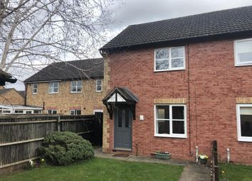 Thumbnail 2 bedroom semi-detached house to rent in St. Clares Court, Lower Bullingham