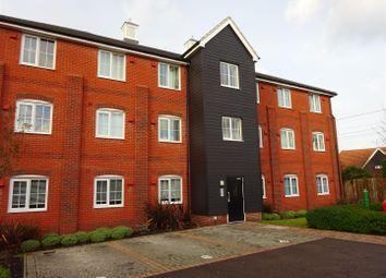 Thumbnail 2 bedroom flat for sale in Windsor Court, Needham Market, Ipswich