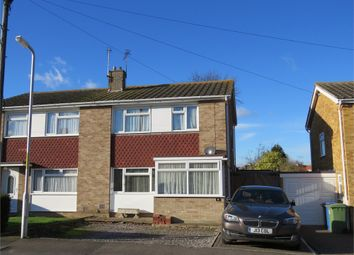 Thumbnail 3 bed semi-detached house for sale in Brier Road, Sittingbourne, Kent