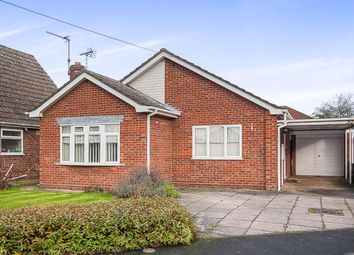 Thumbnail 2 bed bungalow to rent in Pilgrims Way, Spalding