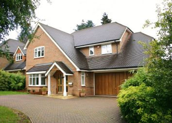 Thumbnail 5 bed detached house to rent in Chacombe Place, Beaconsfield