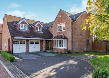 Thumbnail 5 bed detached house for sale in Grange Road, Bessacarr, Doncaster